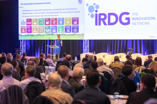 Annual conference IRDG2019-127